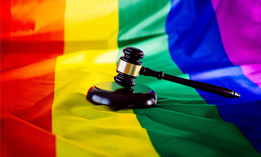 US one step closer to passing federal law protecting LGBTQ+ community