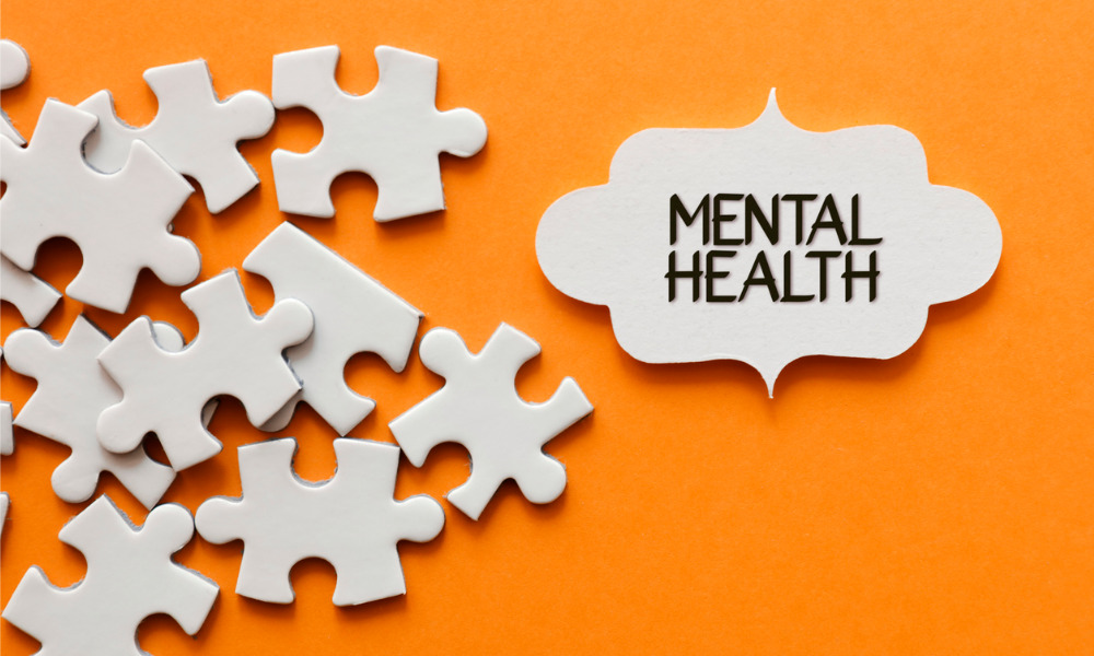 How are our lawyers? Mental health in the legal industry
