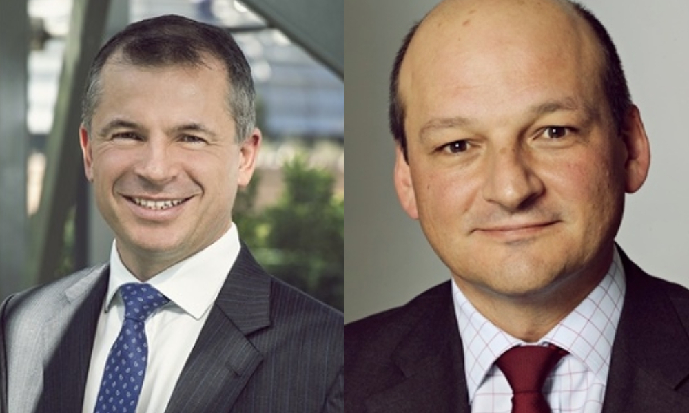 Ashurst global managing partner takes the lead with chairman's exit