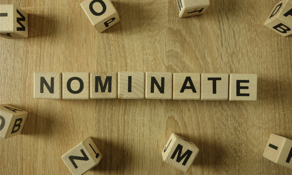 Nominations still open for Most Influential Lawyers 2021