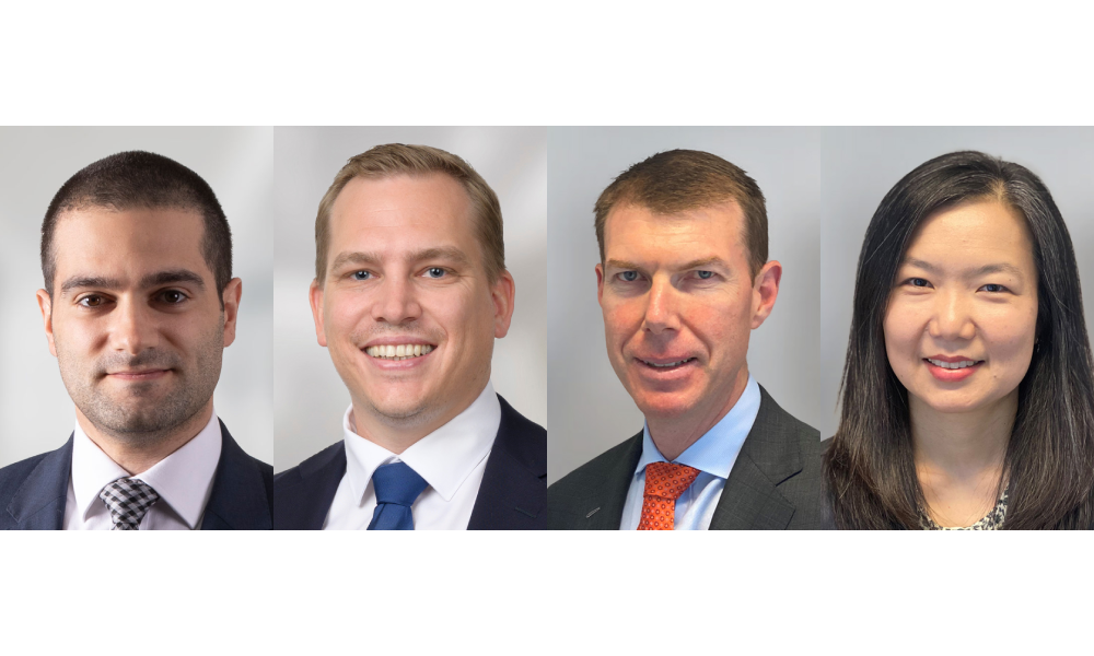 Four join Clifford Chance's partnership in Australia