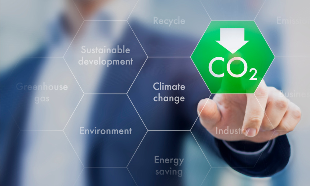 Magic Circle firm announces new global carbon reduction targets