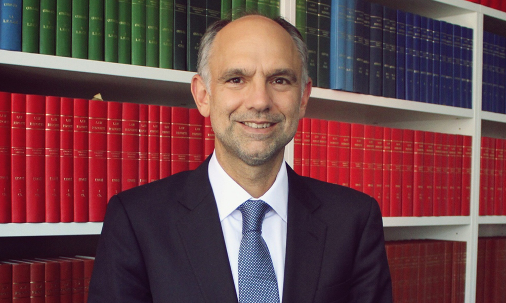 Top corporate litigator named new SA legal aid chair