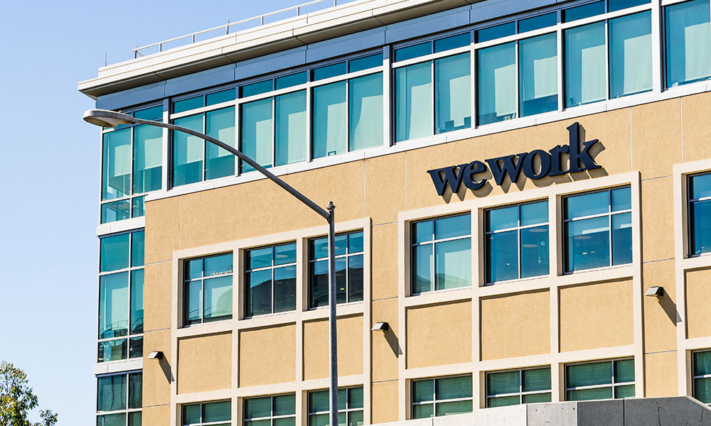 Lawyer accuses WeWork of racial and gender discrimination