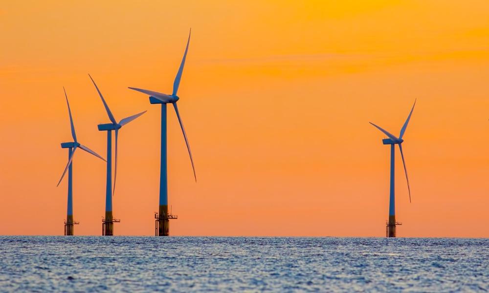 Australian lawyers advise on US$3bn financing for wind project in Taiwan