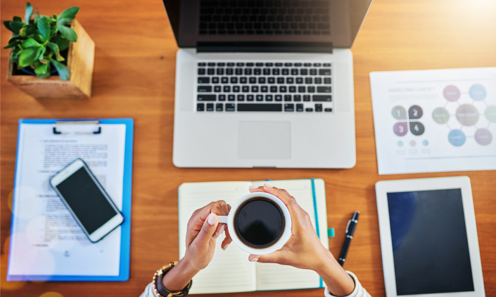 Five straightforward tips for a better work-from-home experience