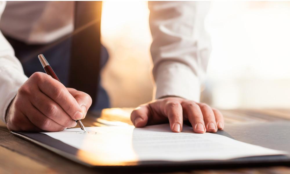 US$300m refinance succeeds with Allens' help