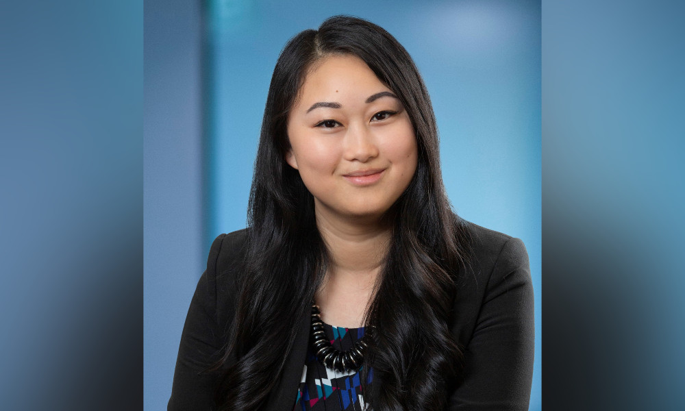 Amy Zhang, Harmers Workplace Lawyers