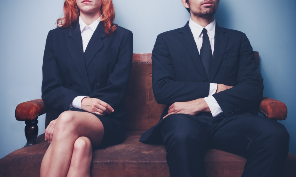 Gender pay gap in professional services decreases, but difference still at $31K per year