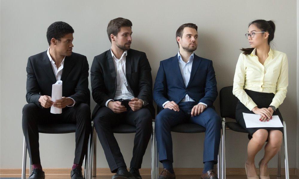 'Gender discrimination is rife' still in UK's legal profession, survey finds