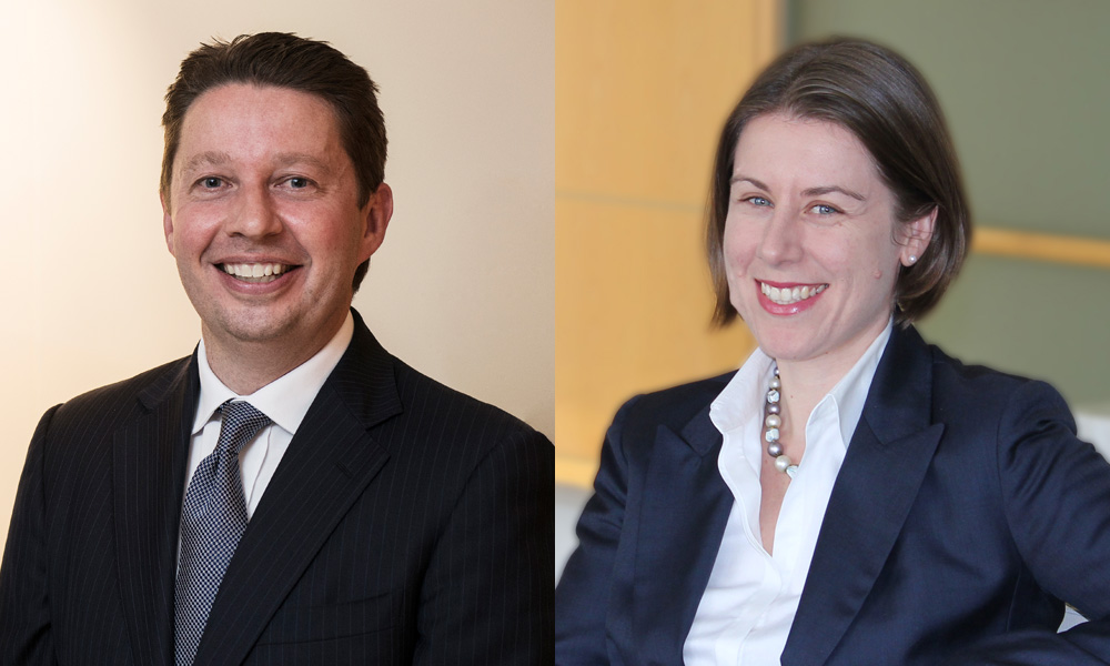 Ashurst names two Australian partners to the board