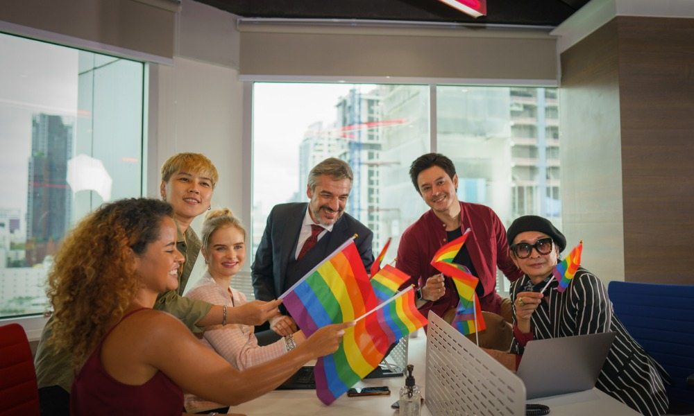 HSF bolsters inclusion efforts by joining global LGBT+ coalition