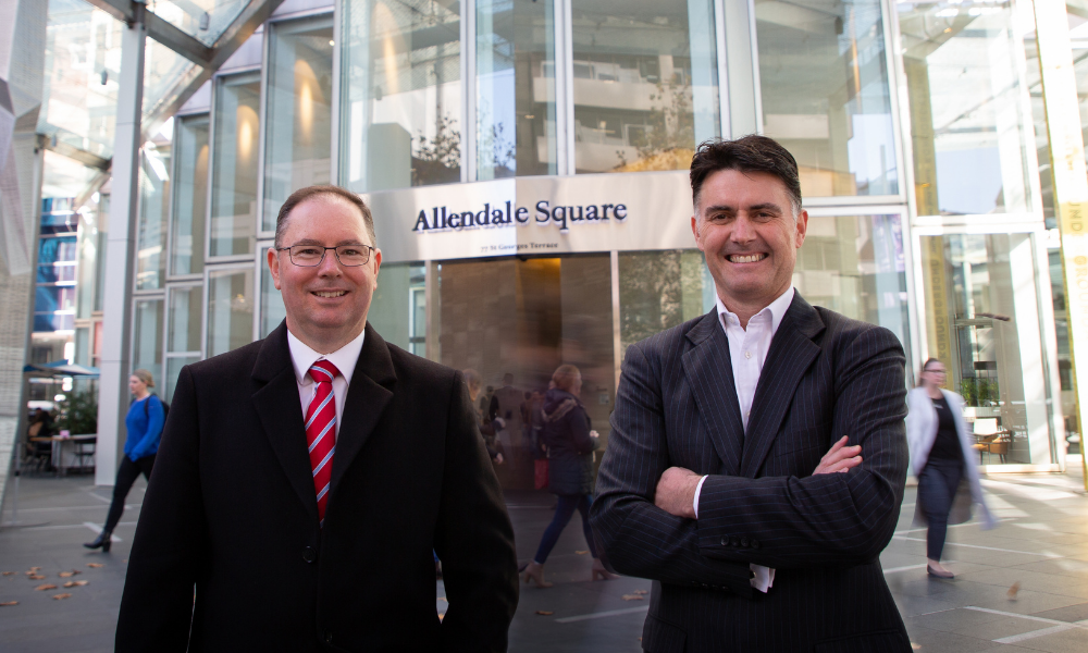 Piper Alderman opens doors in Perth