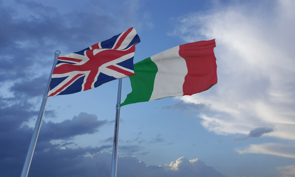UK Law Society links up with Rome Bar