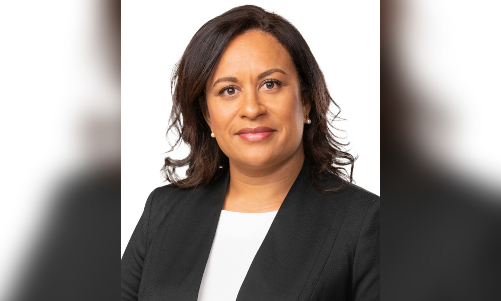 Bartier Perry partner calls for the profession to 'reflect the communities in which we live'