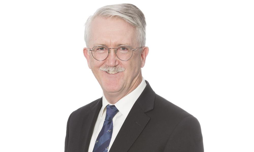 Eakin McCaffery Cox partner champions a 'back to basics' approach in practising law