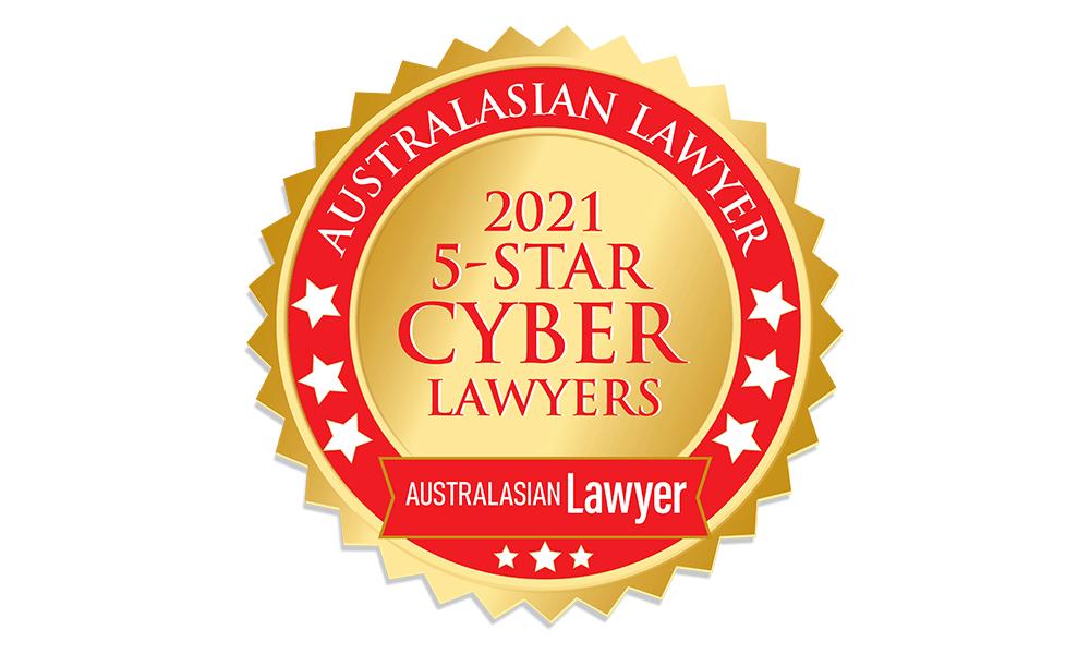 5-Star Cyber Lawyers 2021