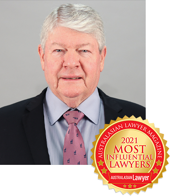Chris Ward, Cooper Grace Ward Lawyers