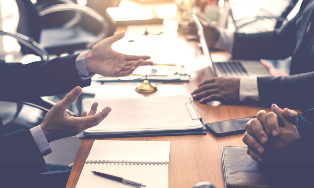 Top-grossing firms' 2021 revenue highlights lawyer demand in the face of COVID-19