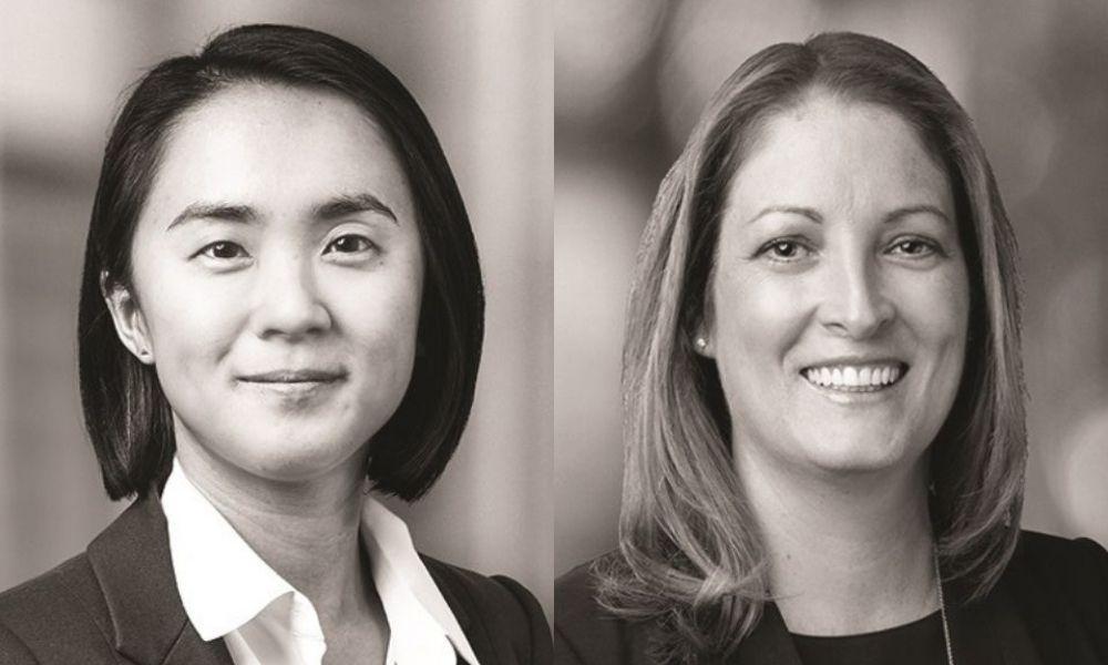 Two ascend to partnership at White & Case Australia