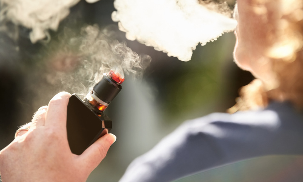 New vaping laws restrict access to imported nicotine e-cigarettes