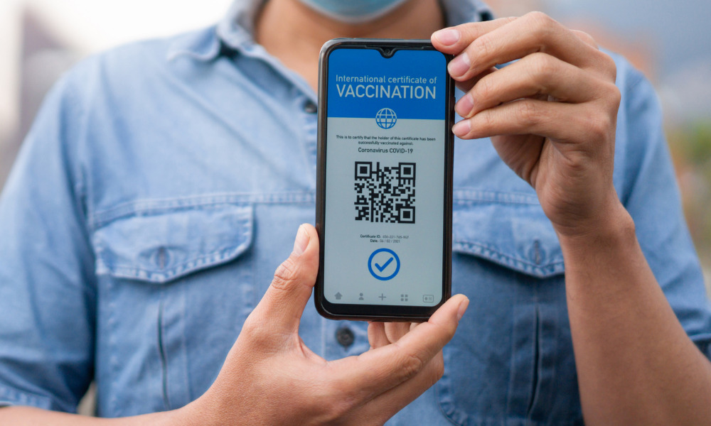 Mandatory vaccination a rising trend among employers, Piper Alderman reveals