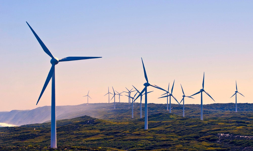 Simmons & Simmons advises Norwegian power developer on Europe's biggest wind farm