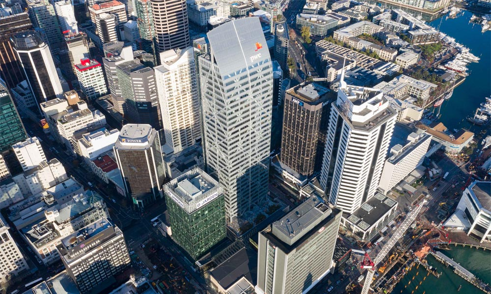 MinterEllisonRuddWatts moves Auckland headquarters