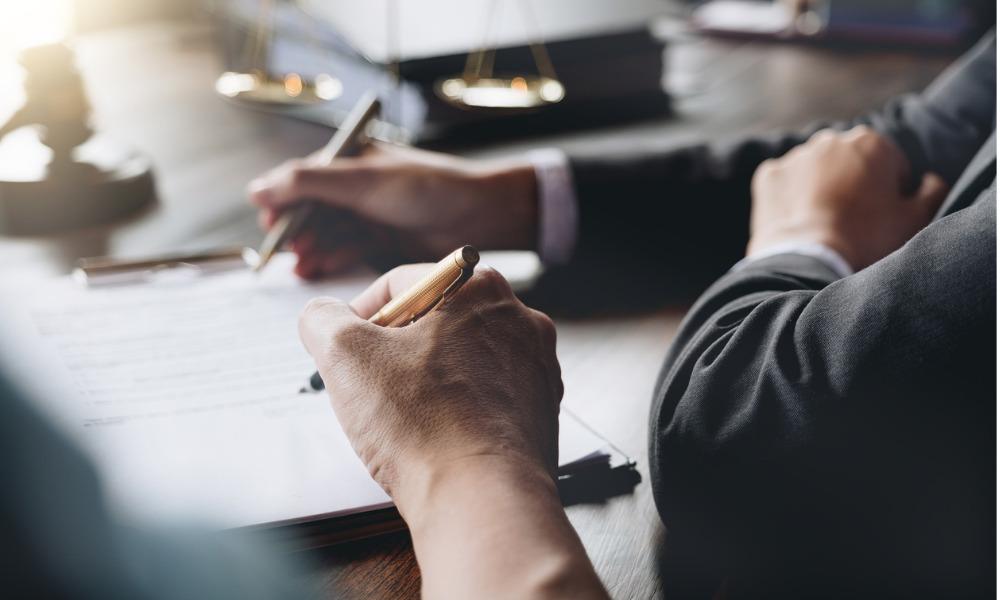 Litigating for a better legal landscape