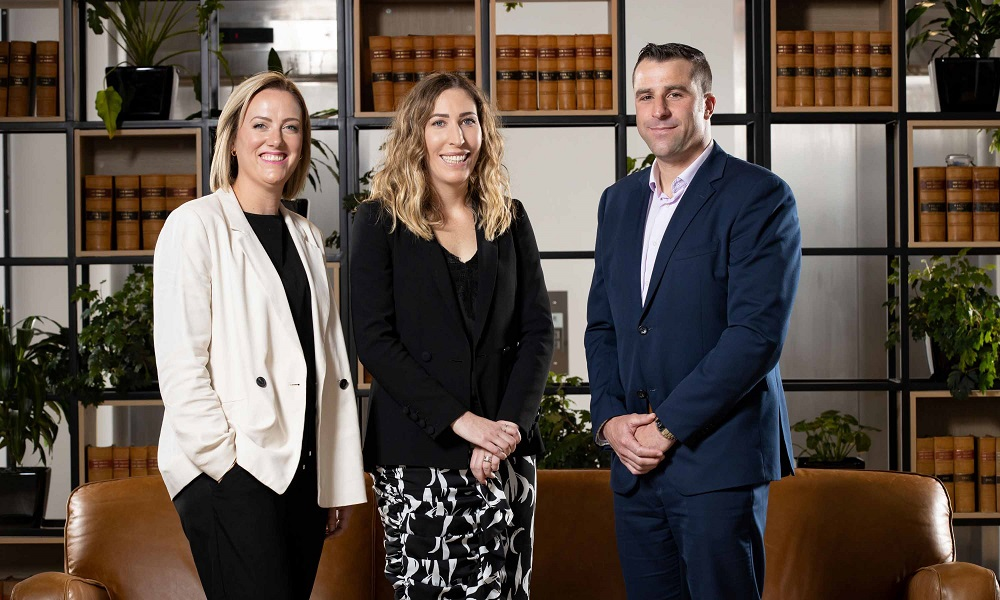 McCaw Lewis appoints three new directors