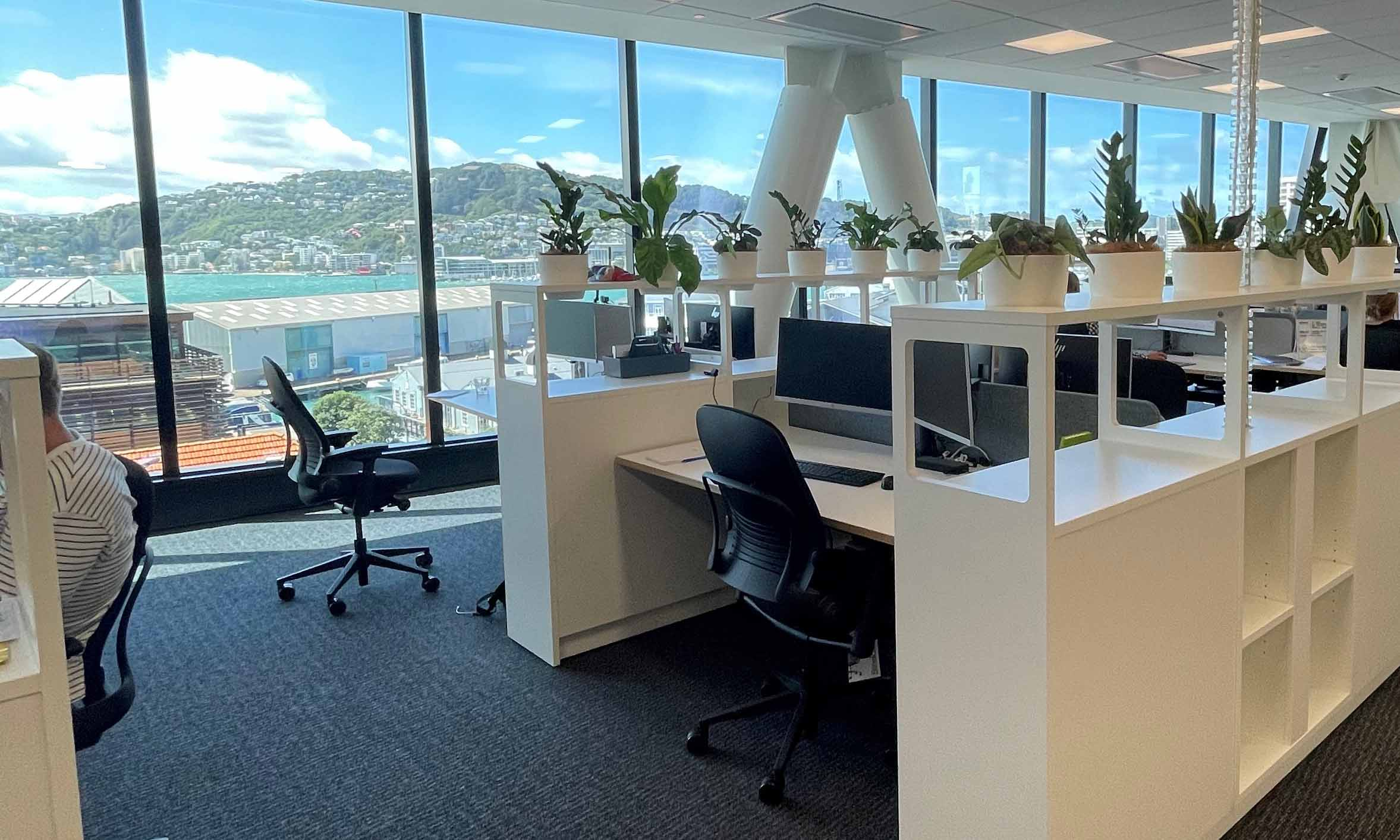 DLA Piper Wellington moves to new waterfront home