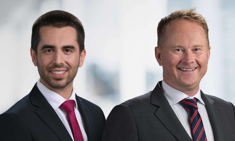 Simpson Grierson elevates two to senior associate