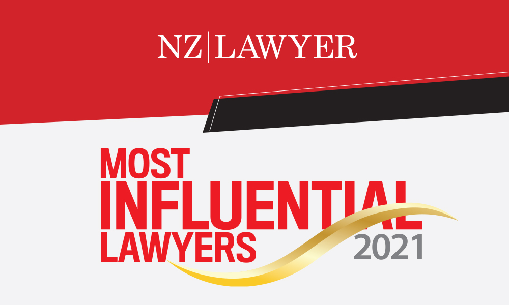 Top 25 Most Influential Lawyers 2021