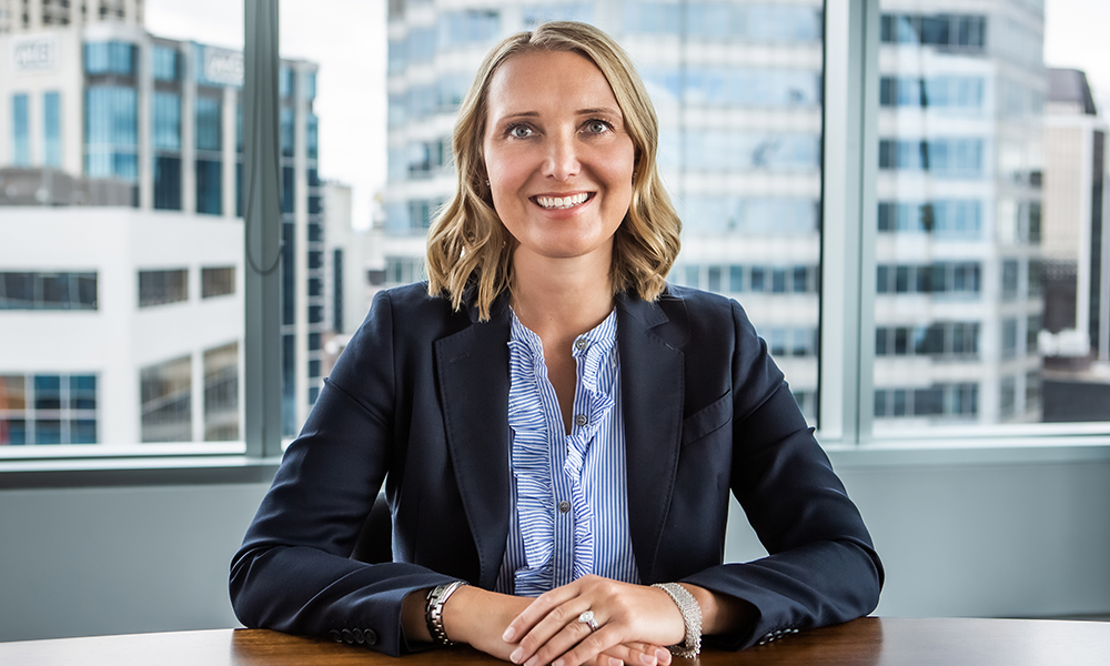 MinterEllisonRuddWatts partner champions greater opportunity for female lawyers