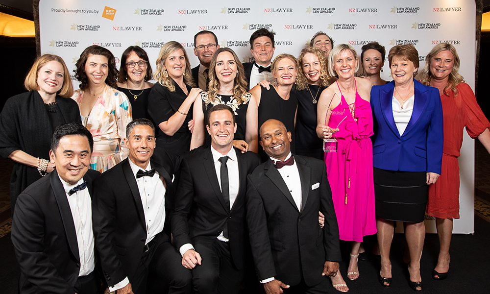 NZ Law Awards to celebrate in-house legal achievements