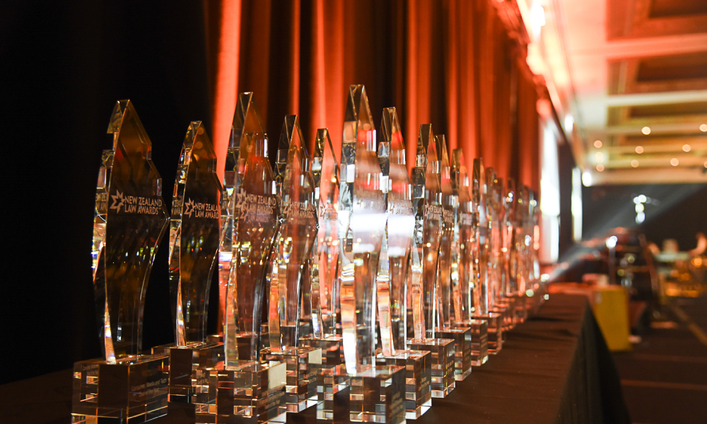 Deal finalists announced for NZ Law Awards 2020