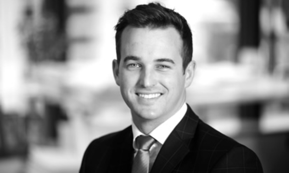Thompson Blackie Biddles boosts two to associate