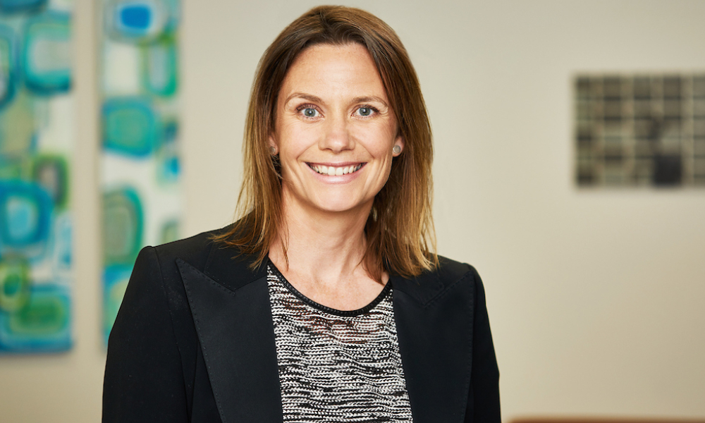 Dyhrberg Drayton lawyer says there are still many strides to be made on gender equality in law