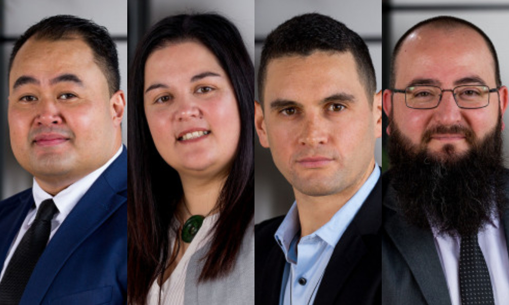 Māori legal team members promoted at McCaw Lewis