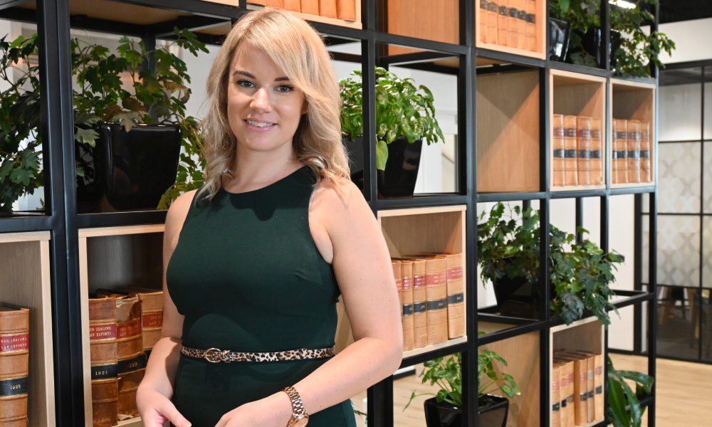 Māori commercial specialist ascends to senior associate at McCaw Lewis