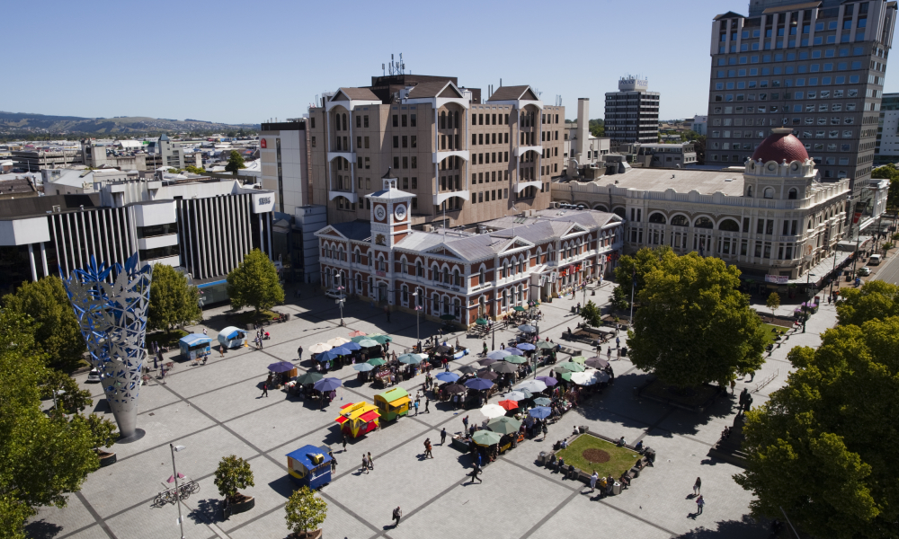 Insurance law firm sets up shop in Christchurch