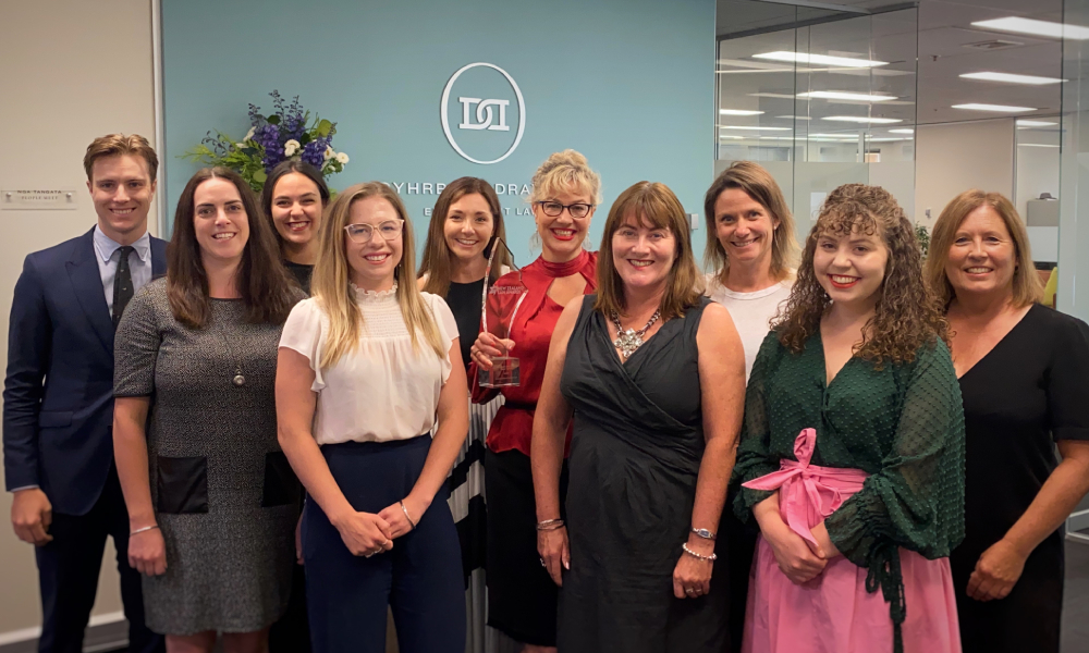 Award-winning firm talks the value of being recognised at the New Zealand Law Awards