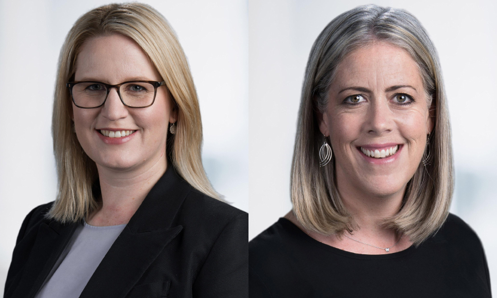 Two make partner at Simpson Grierson