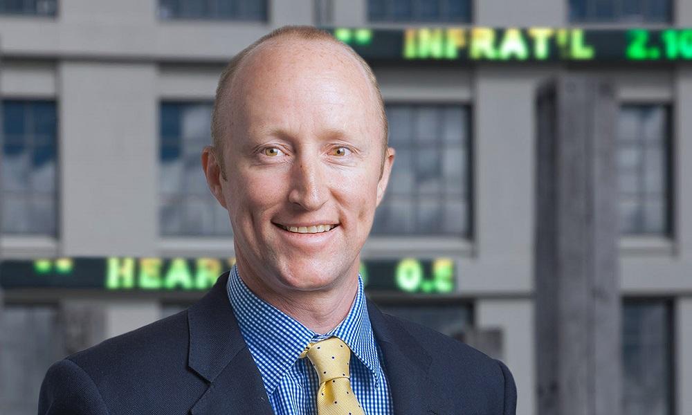 Hamish Macdonald, Head of External Relations & General Counsel, New Zealand's Exchange (NZX)