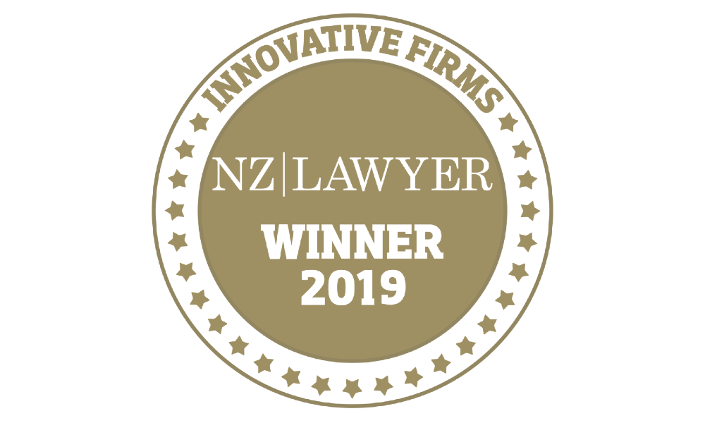 NZ Lawyer Innovative Firms 2019