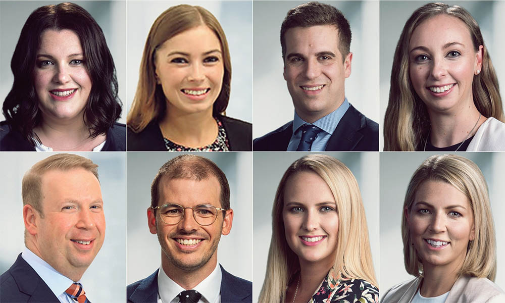 Simpson Grierson elevates eight to senior associate