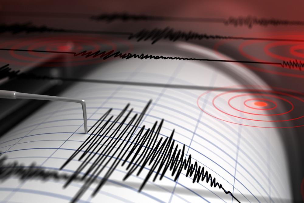 Swarm of massive earthquakes hits off NZ coast