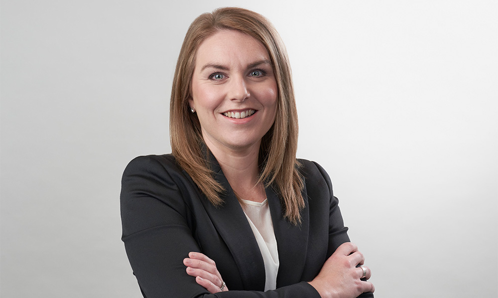 Anderson Lloyd partner on being promoted while on parental leave