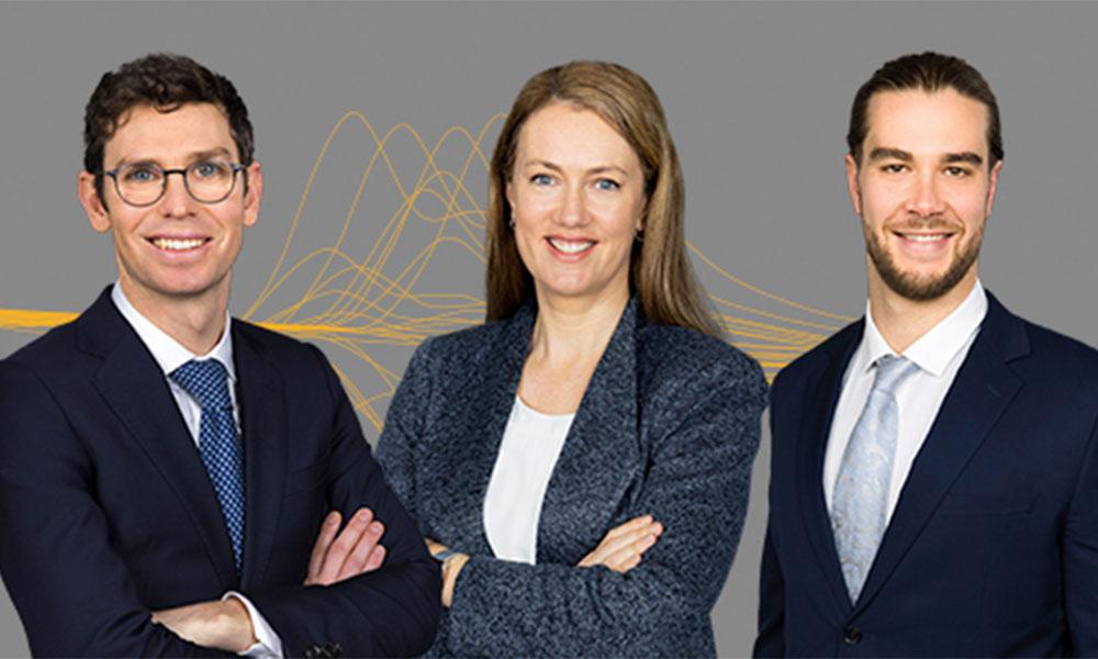 Three join senior associate roster at DLA Piper