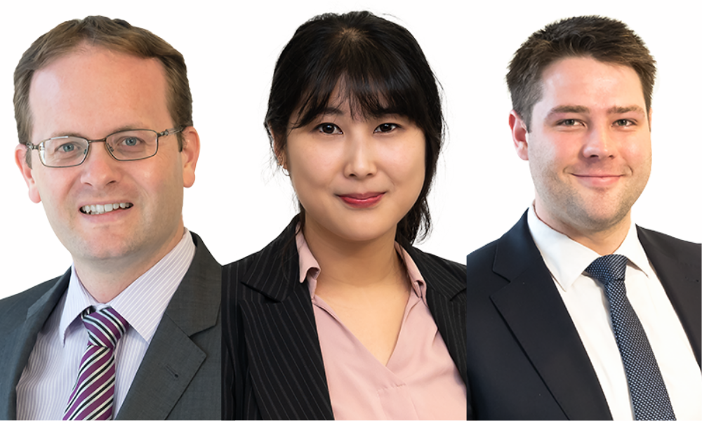 Three lawyers move up the ladder at K3 Legal